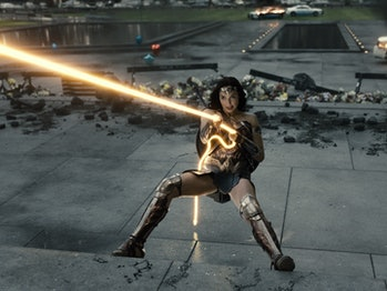"""Wonder Woman in """"Justice League"""""""