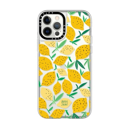 Lemons By Bodil Jane Phone Case