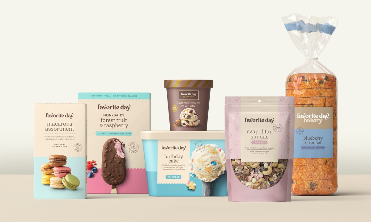 Target's Favorite Day grocery line is launching on April 5.