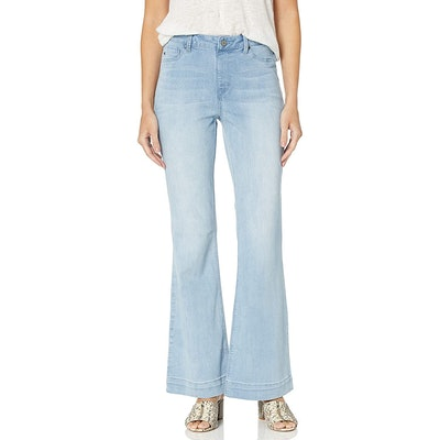 Laurie Felt Flare Pull-On Jeans