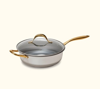 Everyday Stainless Steel Sauté Pan