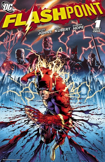 Flashpoint The Flash