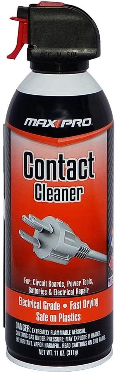 Max Professional Contact Cleaner