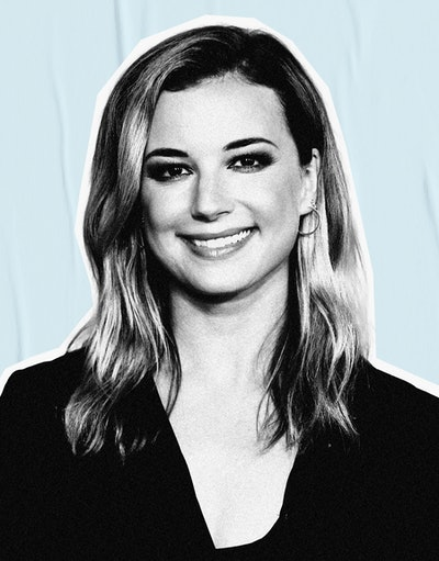 A photo of Emily VanCamp