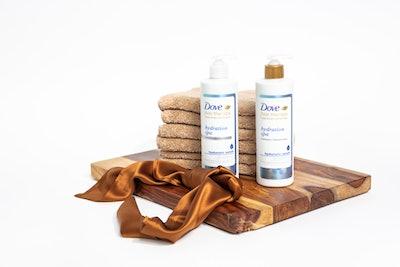 Hair Therapy Hydration Spa + Silk Scarf