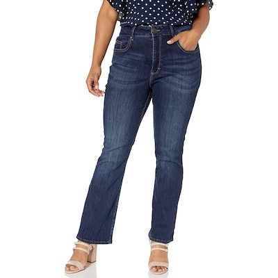 Riders by Lee Indigo Skinny-Flare Jeans
