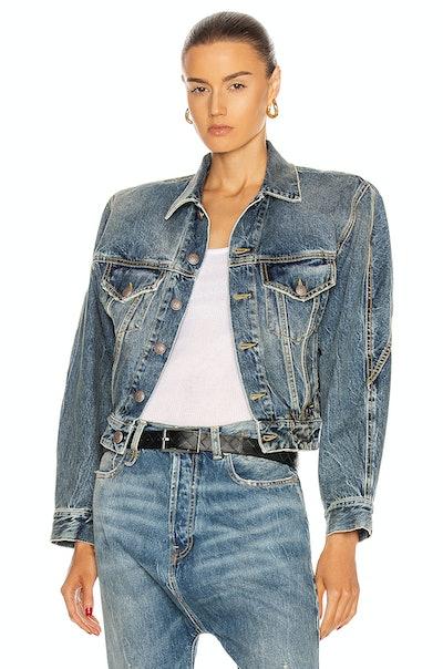 Naomi Trucker Jacket