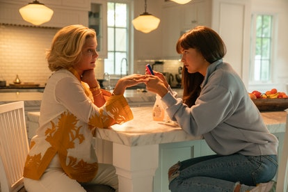 Martha Plimpton and Chloe East in 'Genera+ion' via HBO press site.
