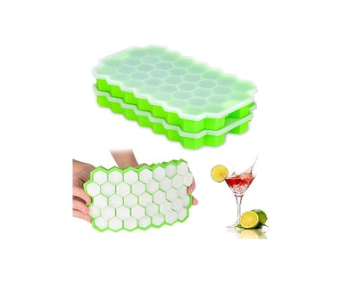 Morfone Ice Cube Trays (2 Pack)