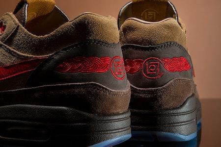 CLOT Nike Air Max 1 Kiss of Death Cha