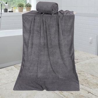 JML Fast Drying Microfiber Towels (Set of 2)