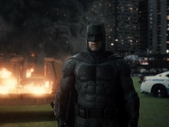 "Batman in ""Justice League"""