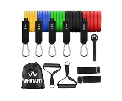 Whatafit Resistance Bands Set