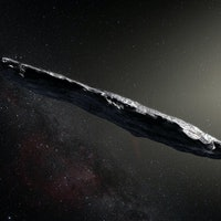 Oumuamua update may be bad news for alien truthers