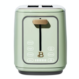 2 Slice Touchscreen Toaster, Sage Green by Drew Barrymore