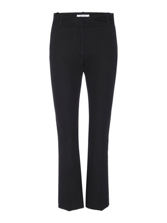Le Crop Mini Boot Trouser Noir