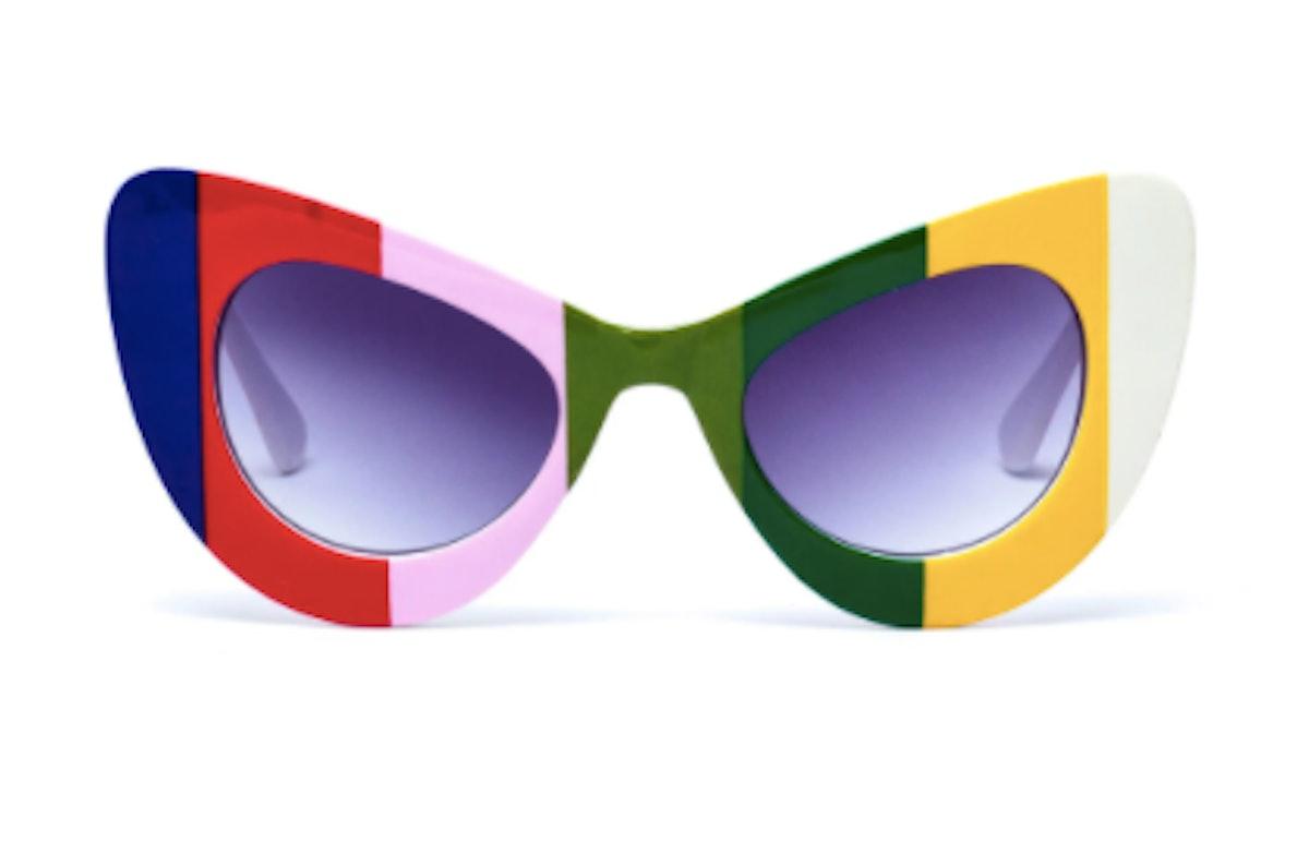 All My Stripes Sunglasses