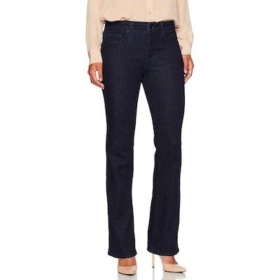 NYDJ Petite Barbara Bootcut Jeans
