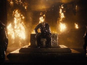 "Darkseid in ""Justice League"""