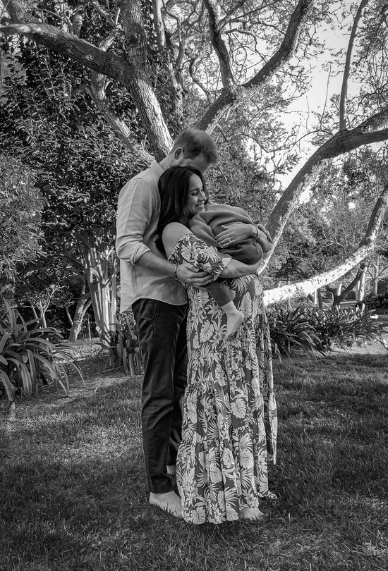 A friend of the Duke and Duchess of Sussex, Misan Harriman captured photo of Meghan Markle pregnant and holding the couple's son Archie.