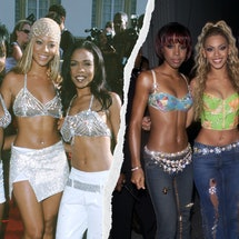 These 10 Destiny's Child Outfits Defined 2000s Fashion