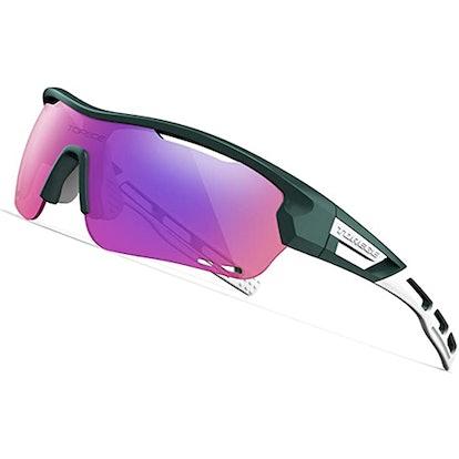 TOREGE Sports Sunglasses