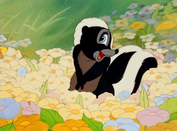 Bambi Flower, Disney Quotes About Springtime