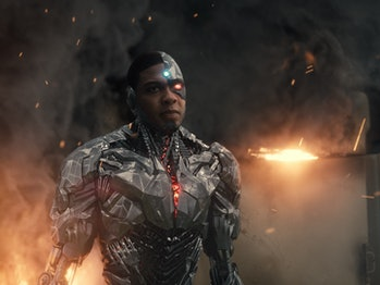 """Cyborg in """"Justice League"""""""