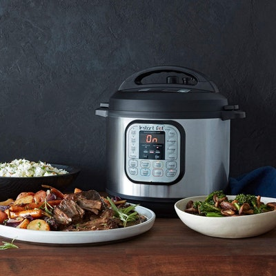 Instant Pot Duo Pressure Cooker