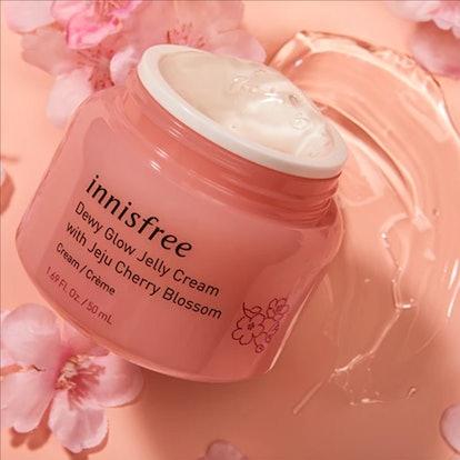 Dewy glow jelly cream with Jeju cherry blossom