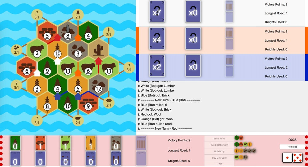 settlers of catan online colonist