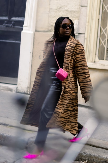 Fashion Month Fall/Winter 2021 Street Style