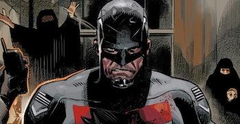 John Walker a.k.a. U.S. Agent in the Marvel Comics