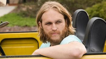 Wyatt Russell in AMC's Lodge 49