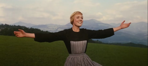 'The Sound of Music' is streaming on Disney+.
