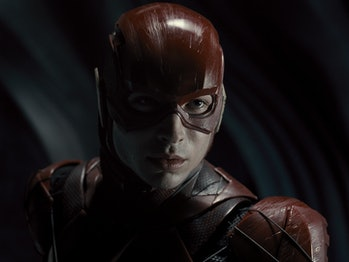 """The Flash in """"Justice League"""""""
