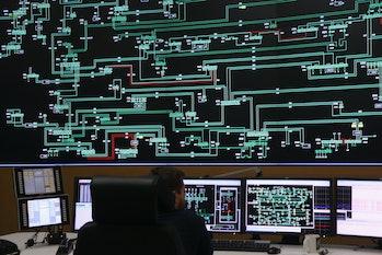 electric grid, Germany