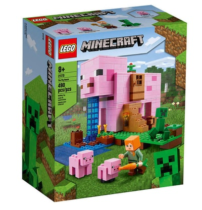 LEGO Minecraft The Pig House