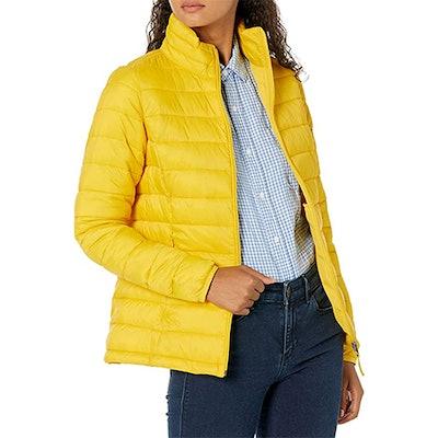 Amazon Essentials Lightweight Packable Puffer Jacket