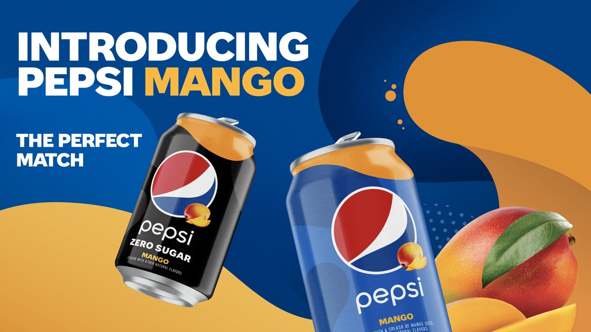 Here's where to buy Pepsi Mango for a twist on your go-to cola.