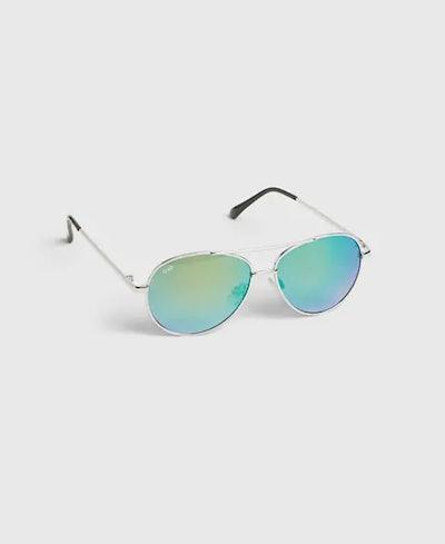 Kids Aviator Sunglasses