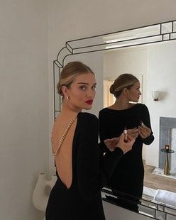 Rosie Huntington-Whiteley makeup tips