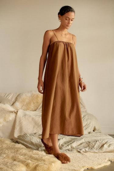 Fankie Slip Cotton Silk