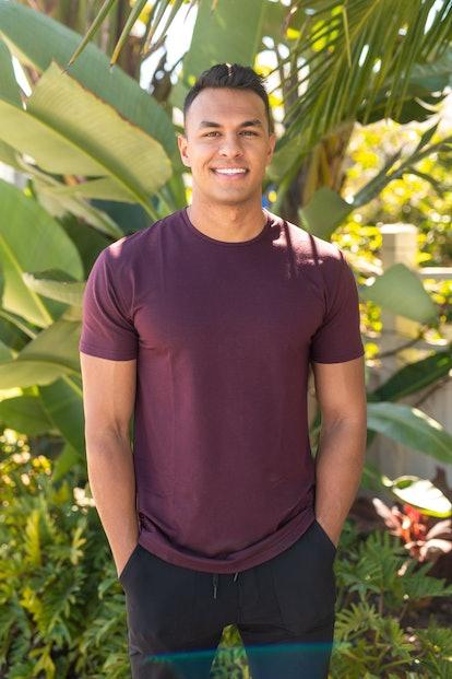 Aaron 'Bachelorette' contestant