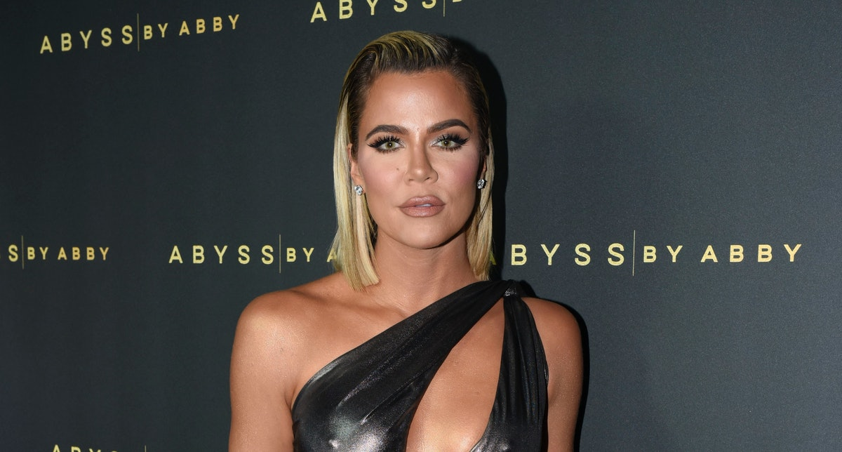 LOS ANGELES, CA - JANUARY 21:  Khloe Kardashian attends Abyss By Abby - Arabian Nights Collection Launch Party at Casita Hollywood on January 21, 2020 in Los Angeles, California.  (Photo by Vivien Killilea/Getty Images for Abyss By Abby)
