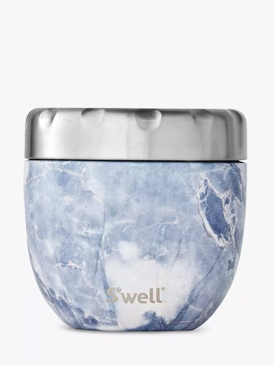 S'well Granite Vacuum Insulated 2-In-1 Nesting Food Bowls
