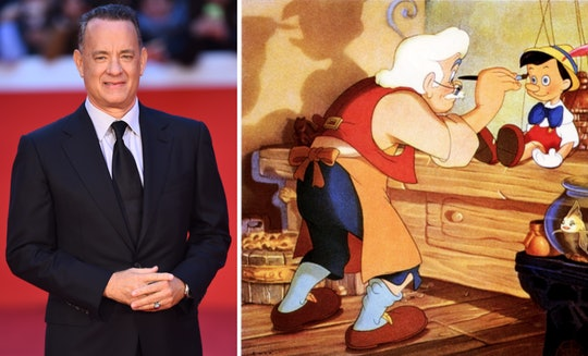 Tom Hanks will star as Gepetto in Disney's live-action remake of 'Pinocchio'.