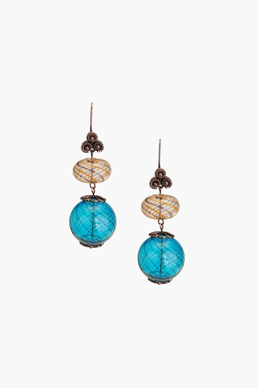 Glass Earrings Limited Edition