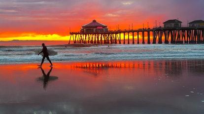 Virtual Tour Of Huntington Beach: Surf City USA