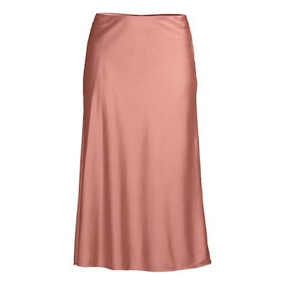 Midi Slip Skirt